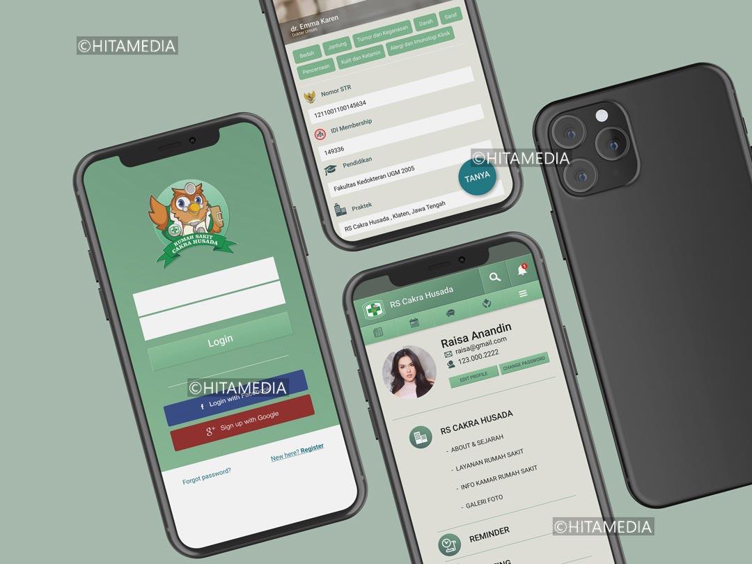 portofolio Jasa Design Ui & Ux App
